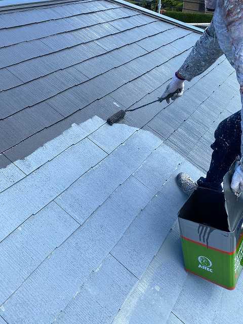 筑紫野市屋根塗装