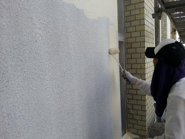 医院塗装工程