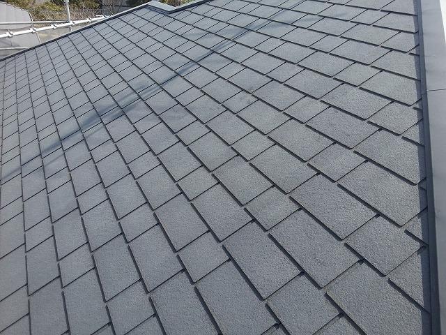 屋根施工前写真