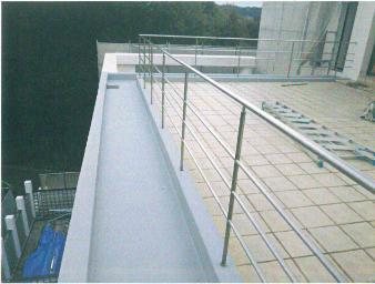 S様邸防水改修工事施工後1