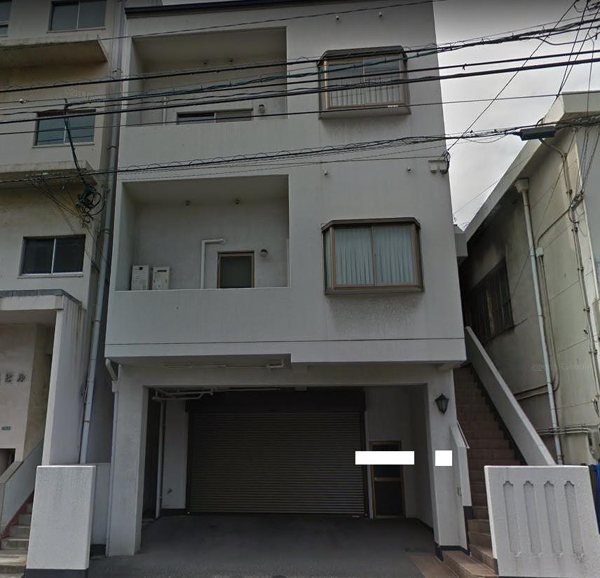 北九州市戸畑区でオフィスの外壁塗装を行いました。