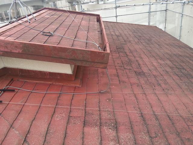 福岡市東区屋根汚れ