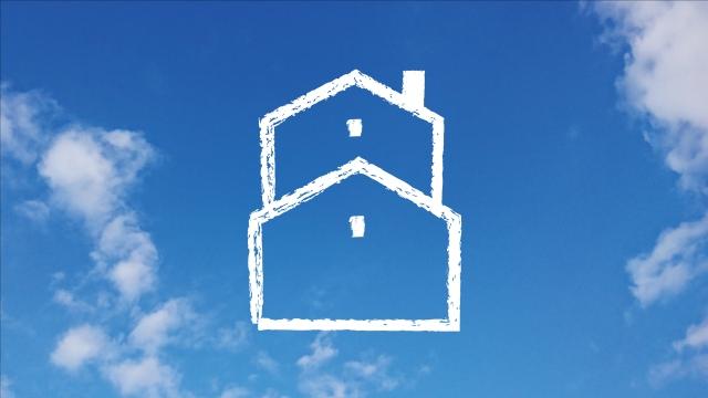 二階建て住宅