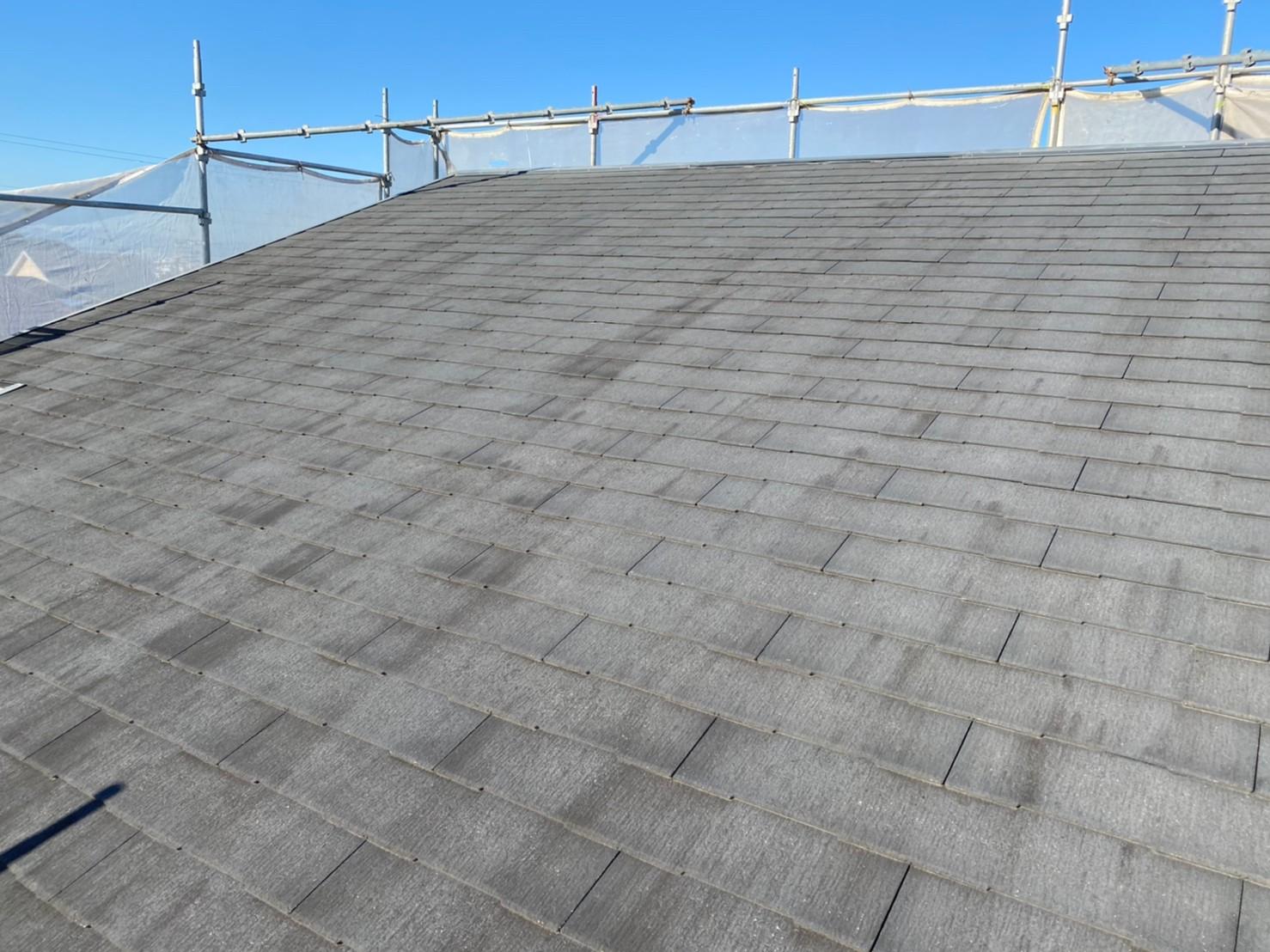 福岡市東区施工前屋根
