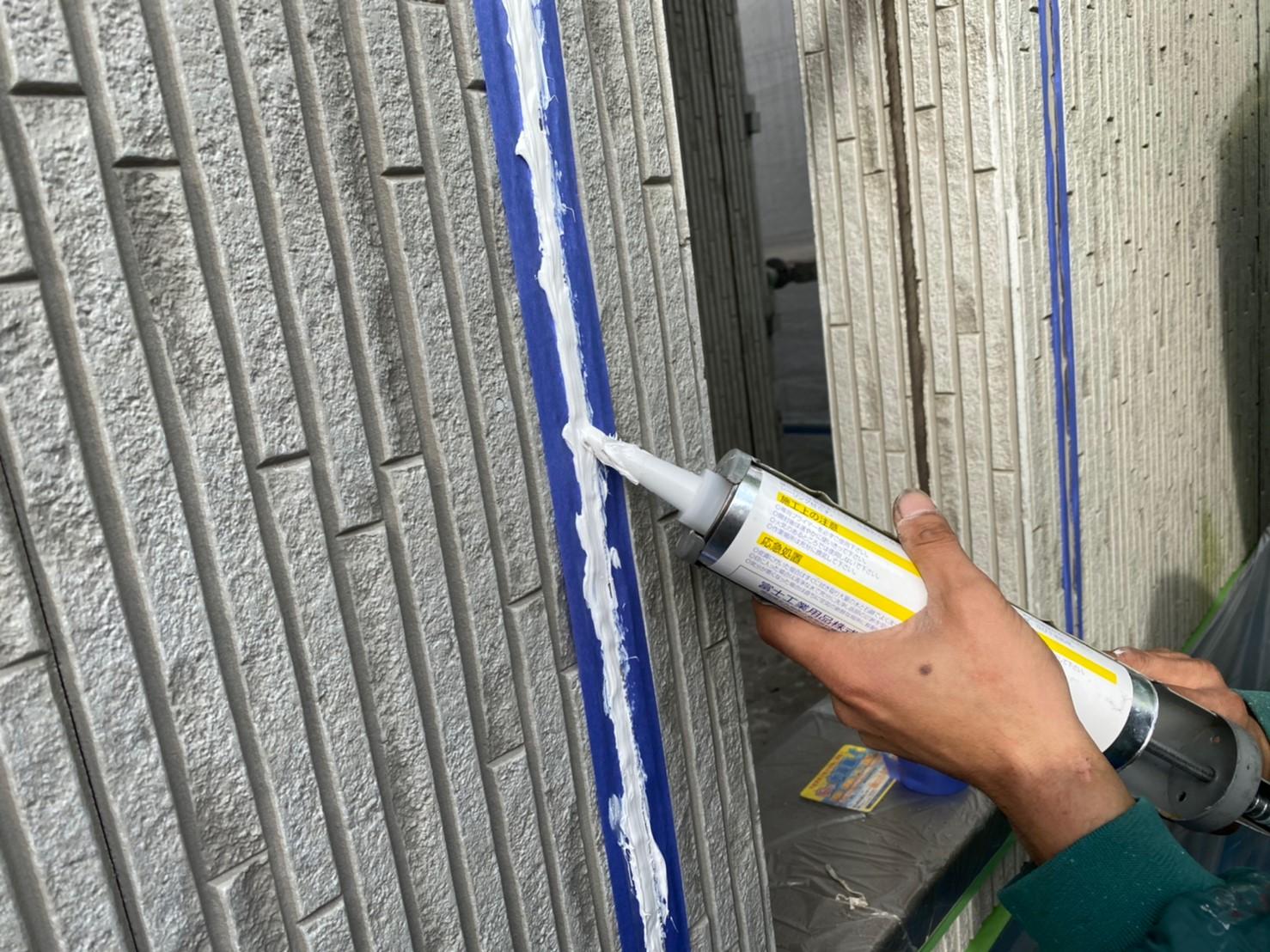 サイディング外壁補修