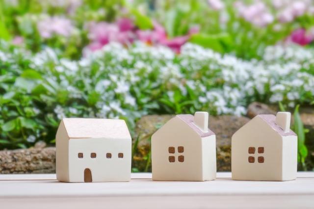 色々な家の写真